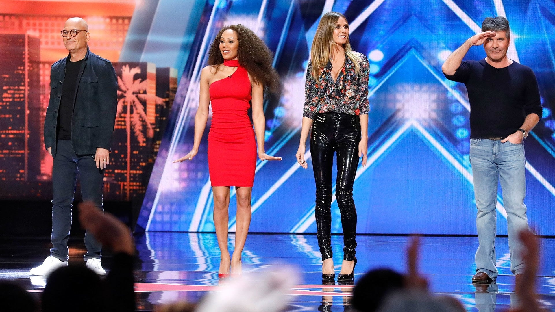 America's Got Talent Season 13 :Episode 12  Road to Lives
