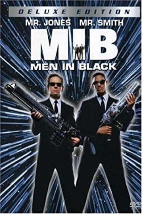 The Making of Men in Black (1997)