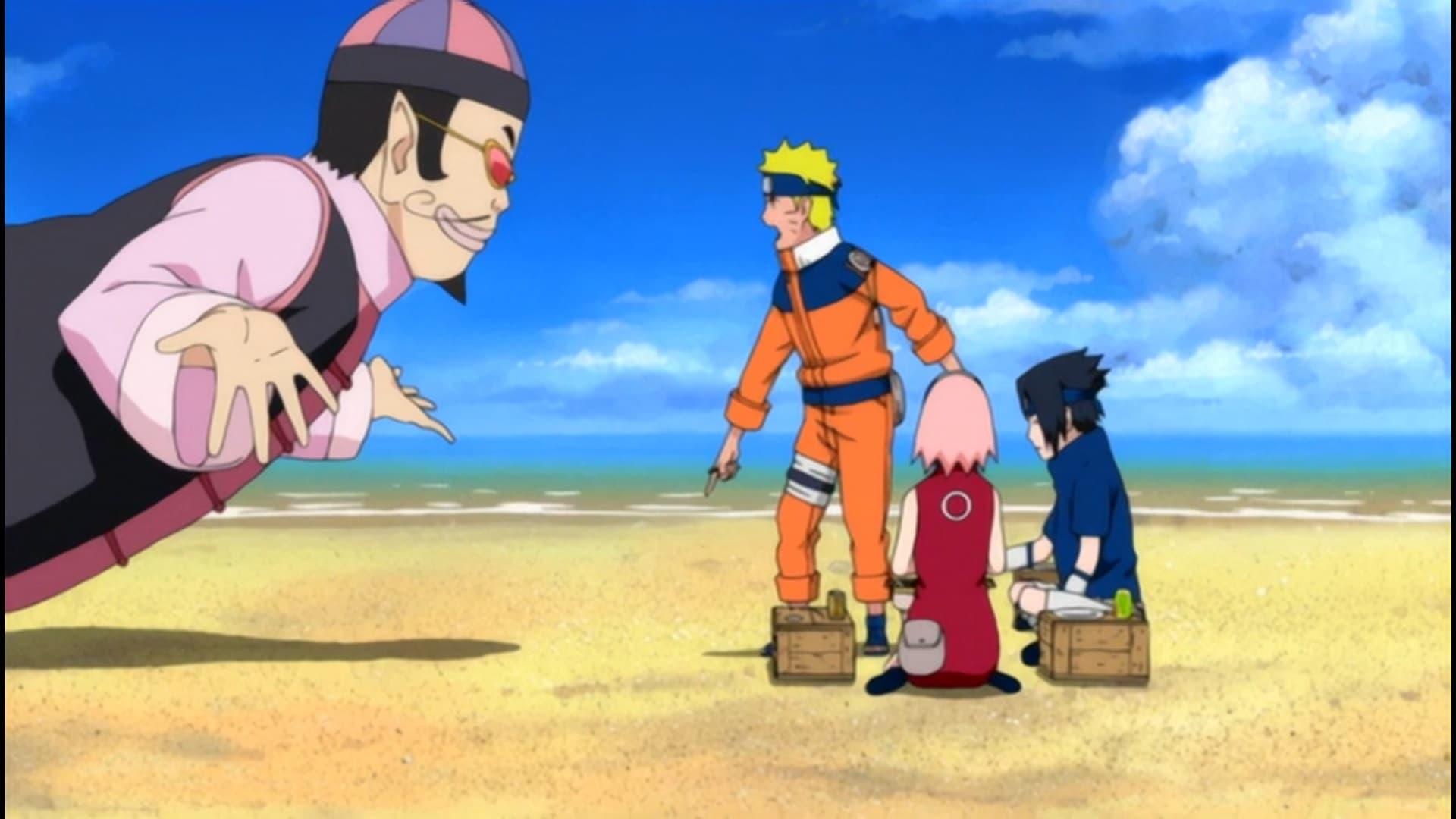 Naruto Season 0 :Episode 8  Naruto OVA 5: Shippū! Konoha High School!