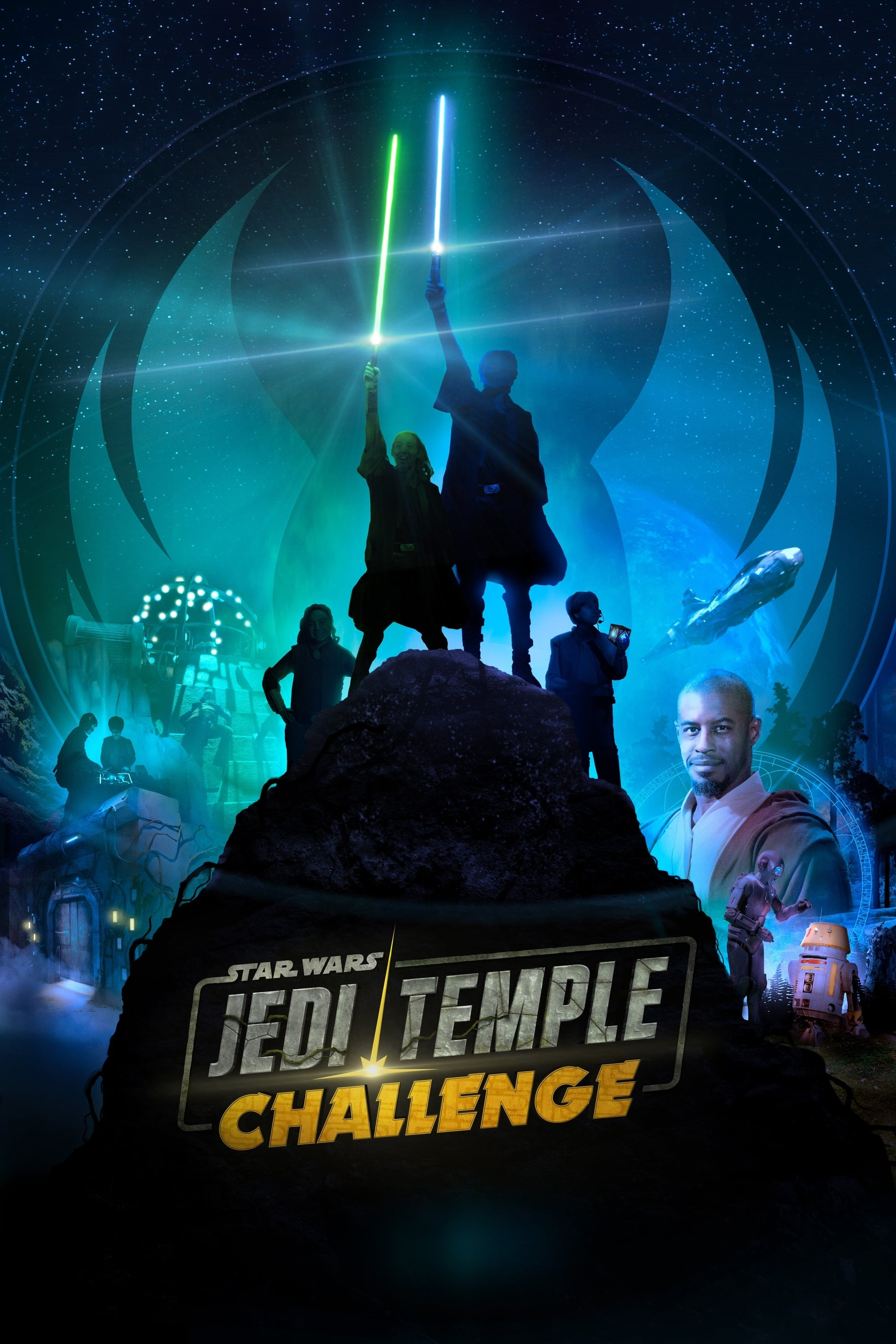 Star Wars: Jedi Temple Challenge (2020)