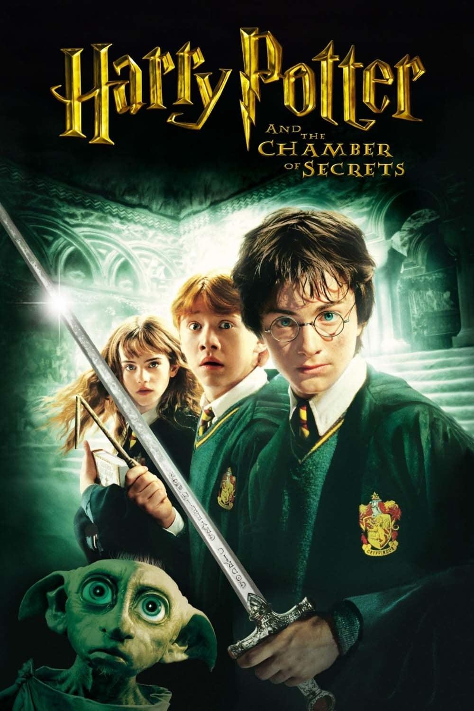 capa Harry Potter e a Câmara Secreta