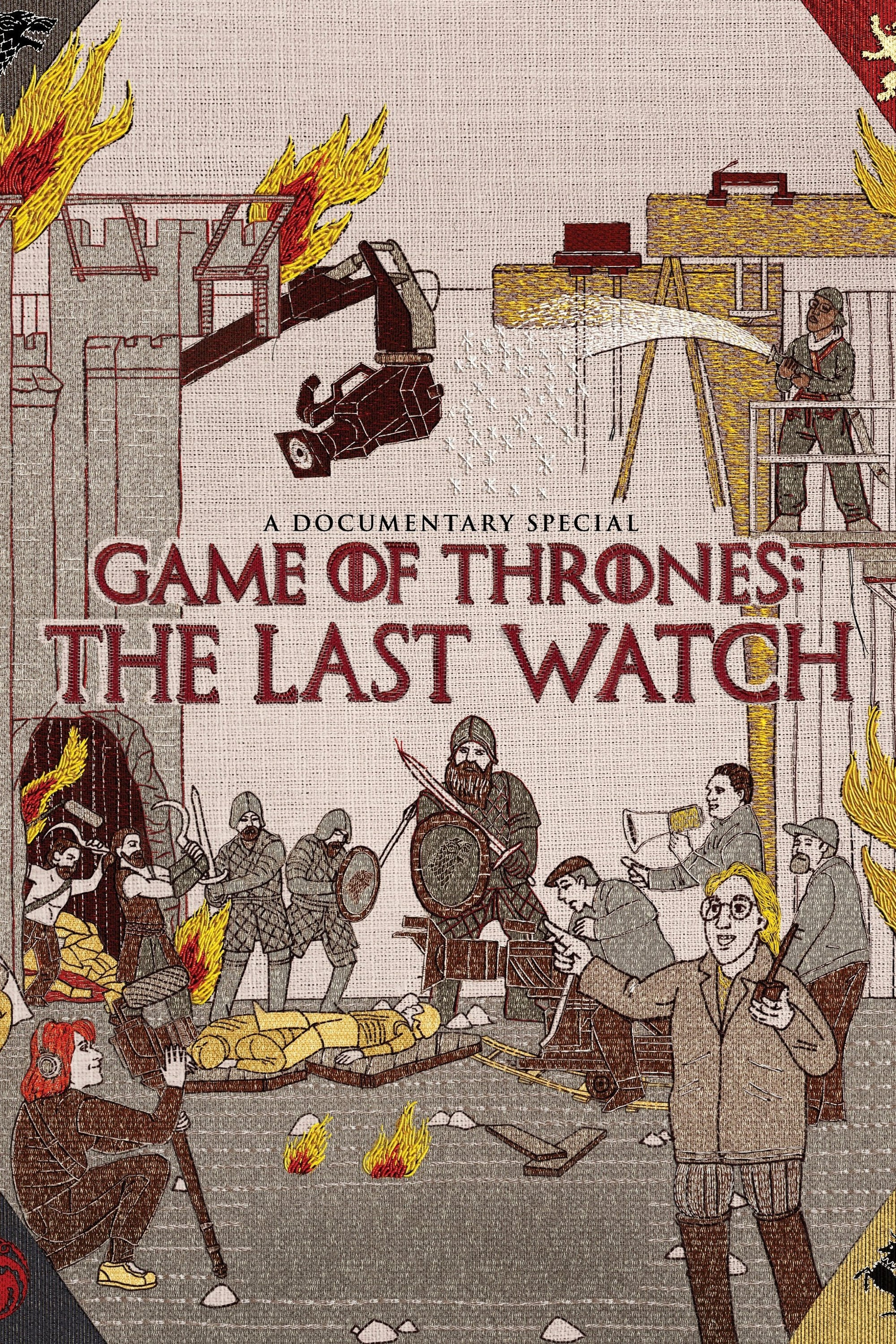 Game of Thrones: The Last Watch streaming sur zone telechargement