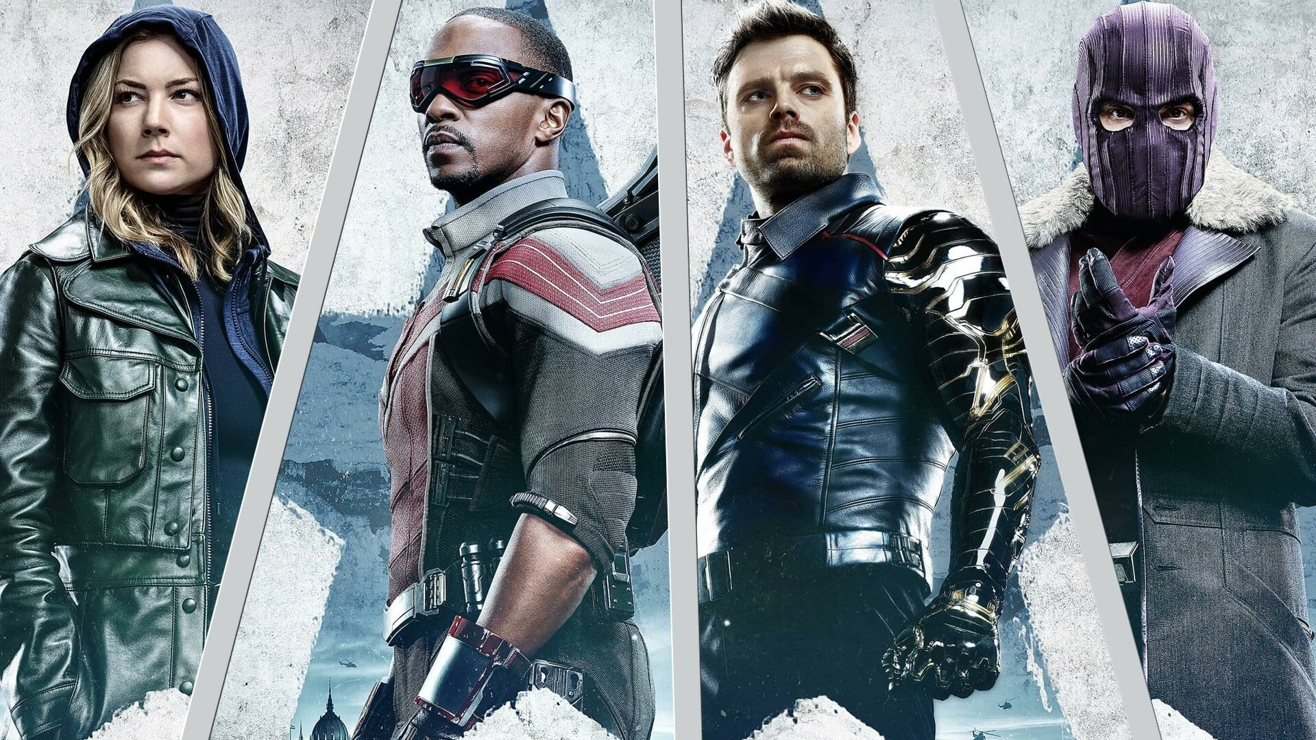 The Falcon and the Winter Soldier (1970)