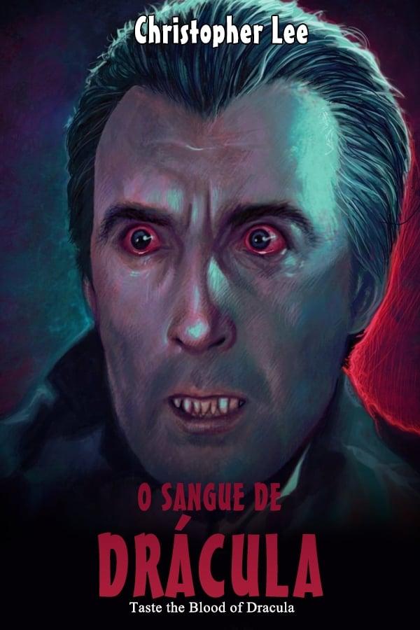 O Sangue de Drácula Dublado
