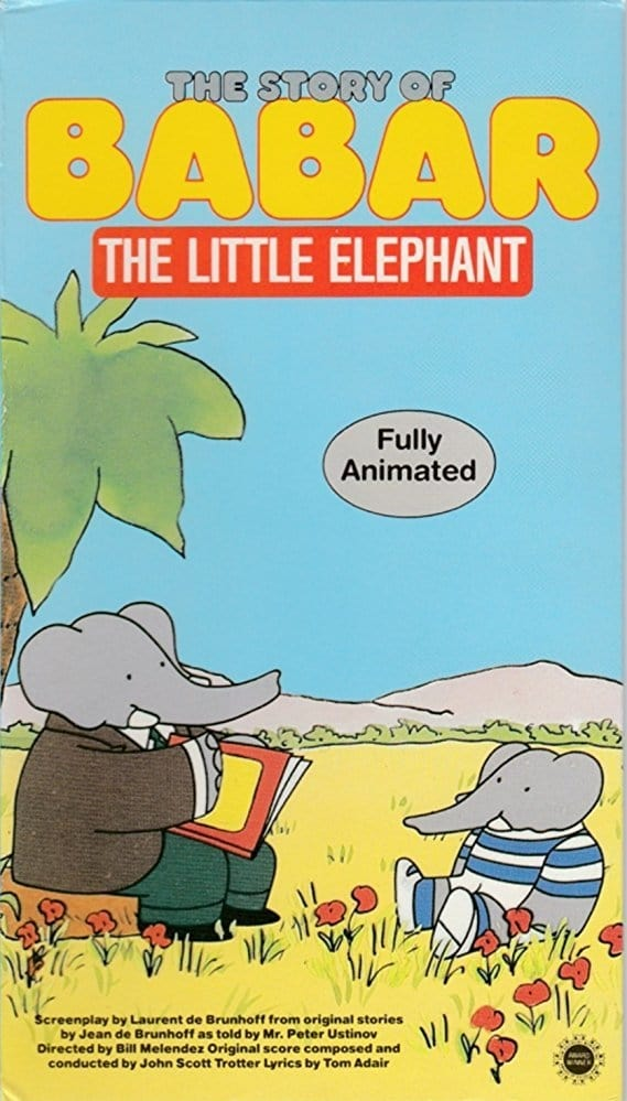Ver The Story of Babar, the Little Elephant Online HD Español ()
