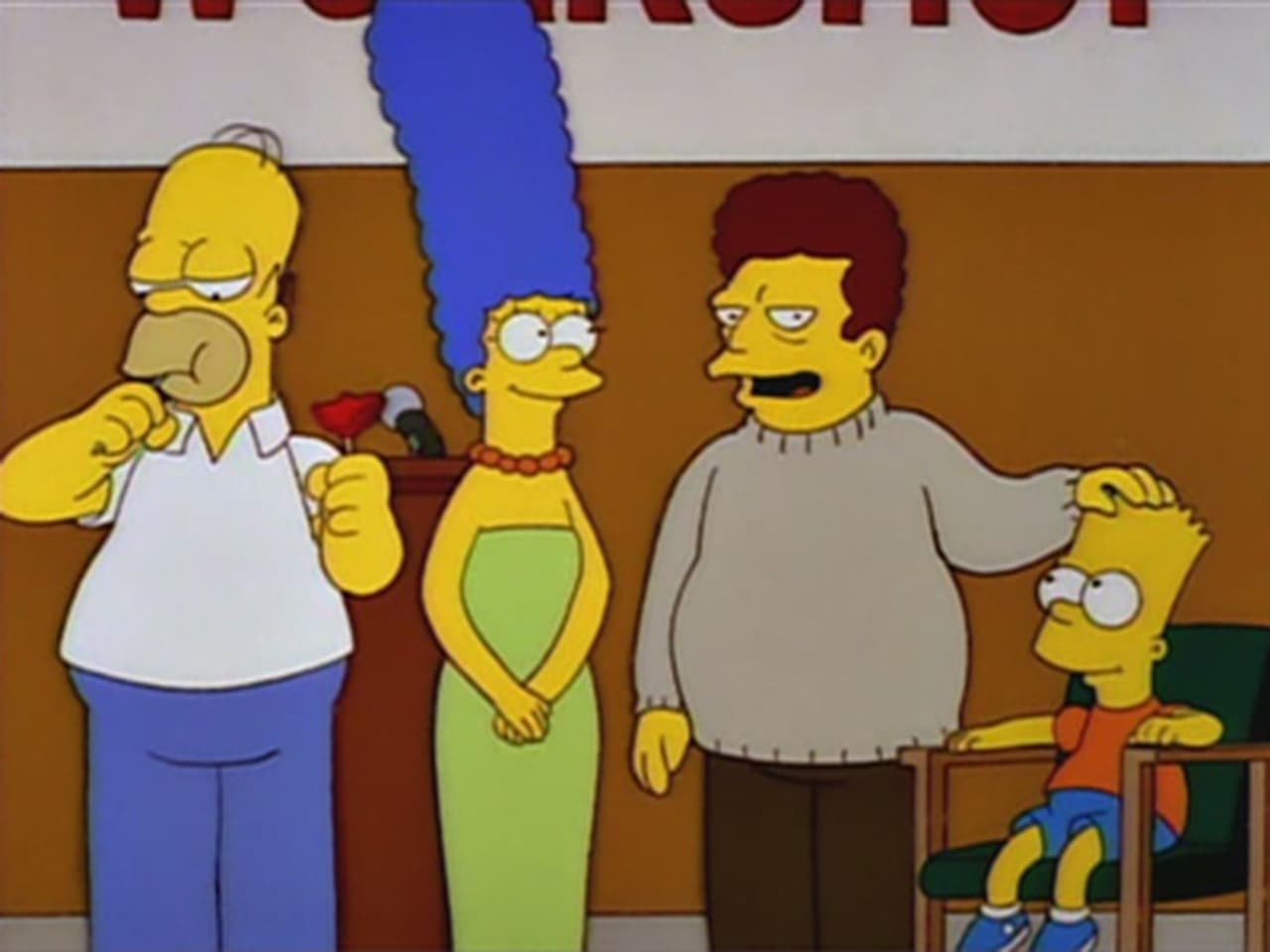 The Simpsons Season 5 :Episode 7  Bart's Inner Child