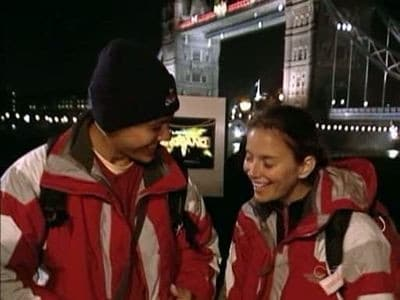 The Amazing Race Season 7 :Episode 12  Five Continents, 25 Cities and More than 40,000 Miles