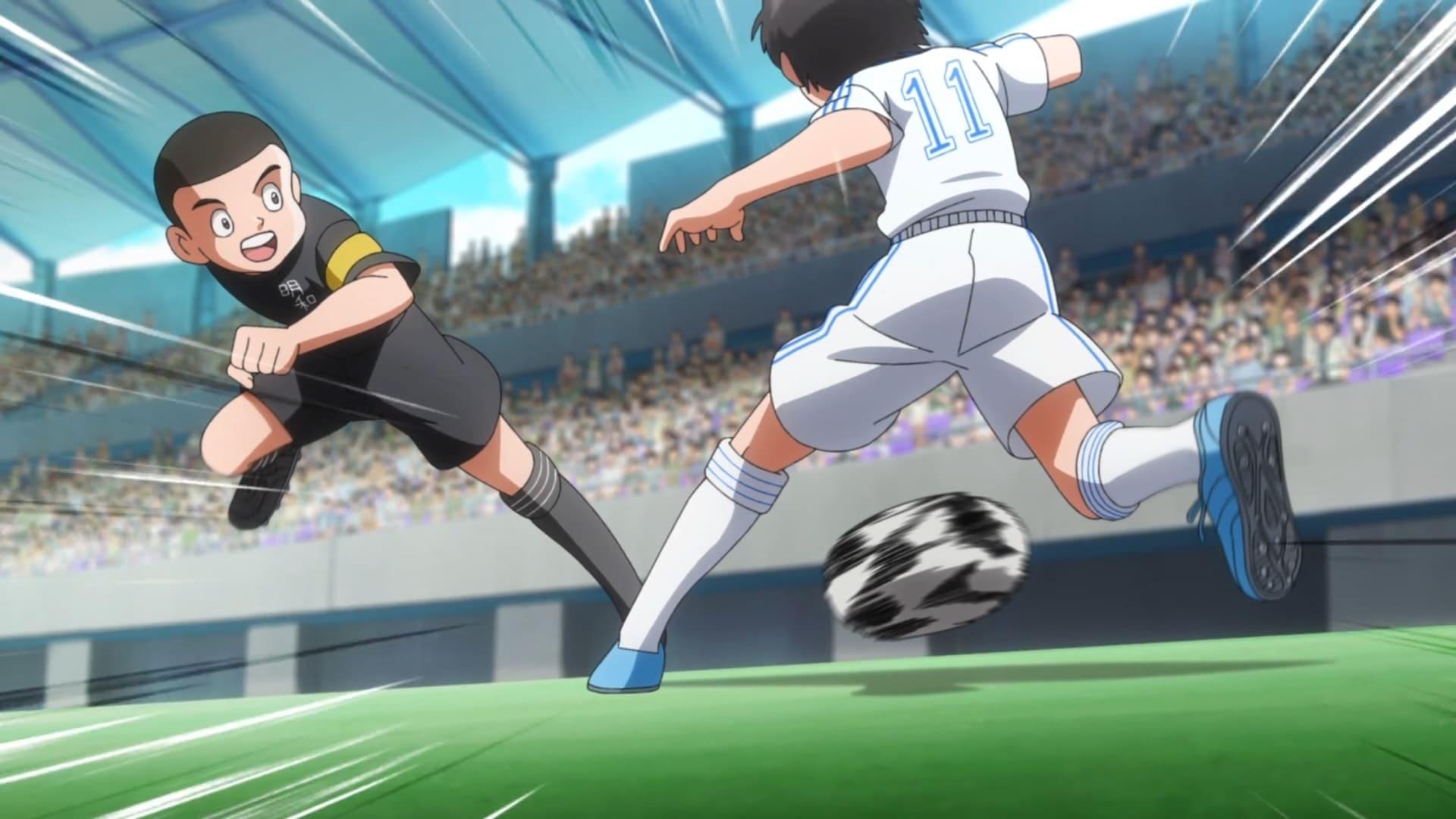 Serie Captain Tsubasa 2018 1 Staffel 14 Folge Deutsch