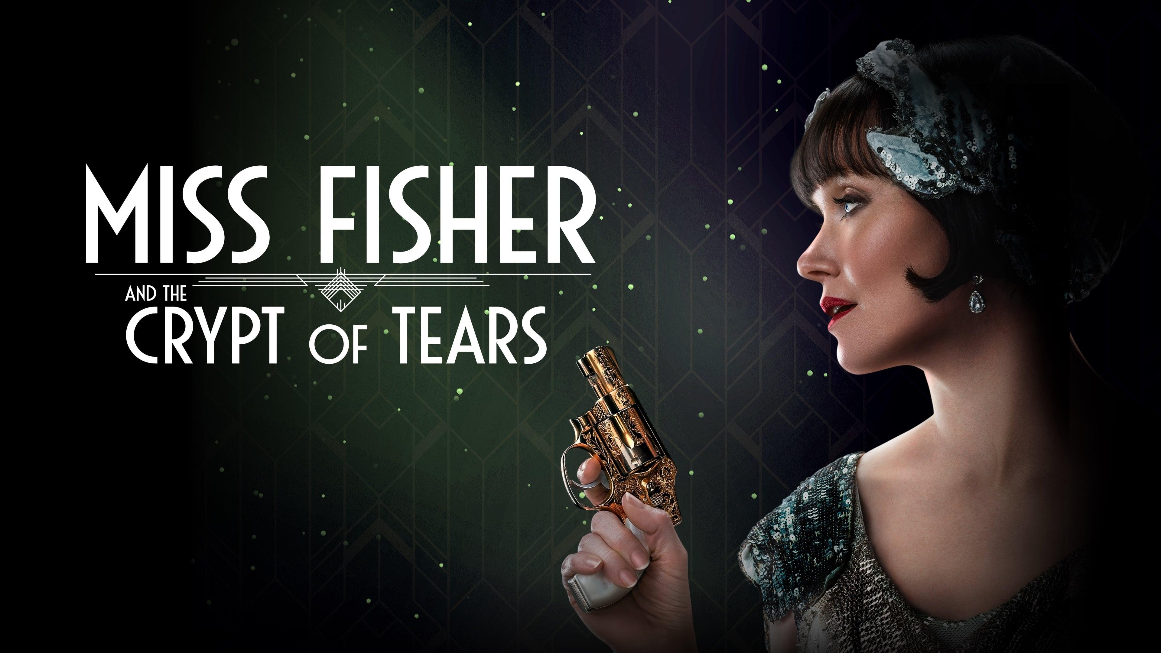 Мис Фишър и криптата на сълзите