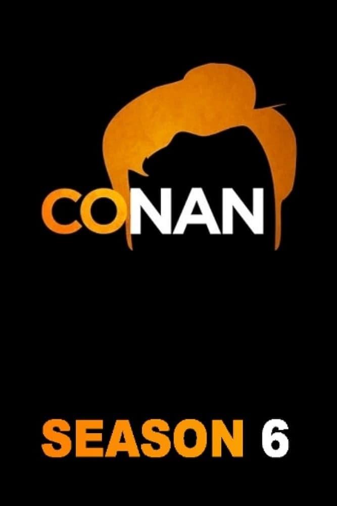 Conan Season 6