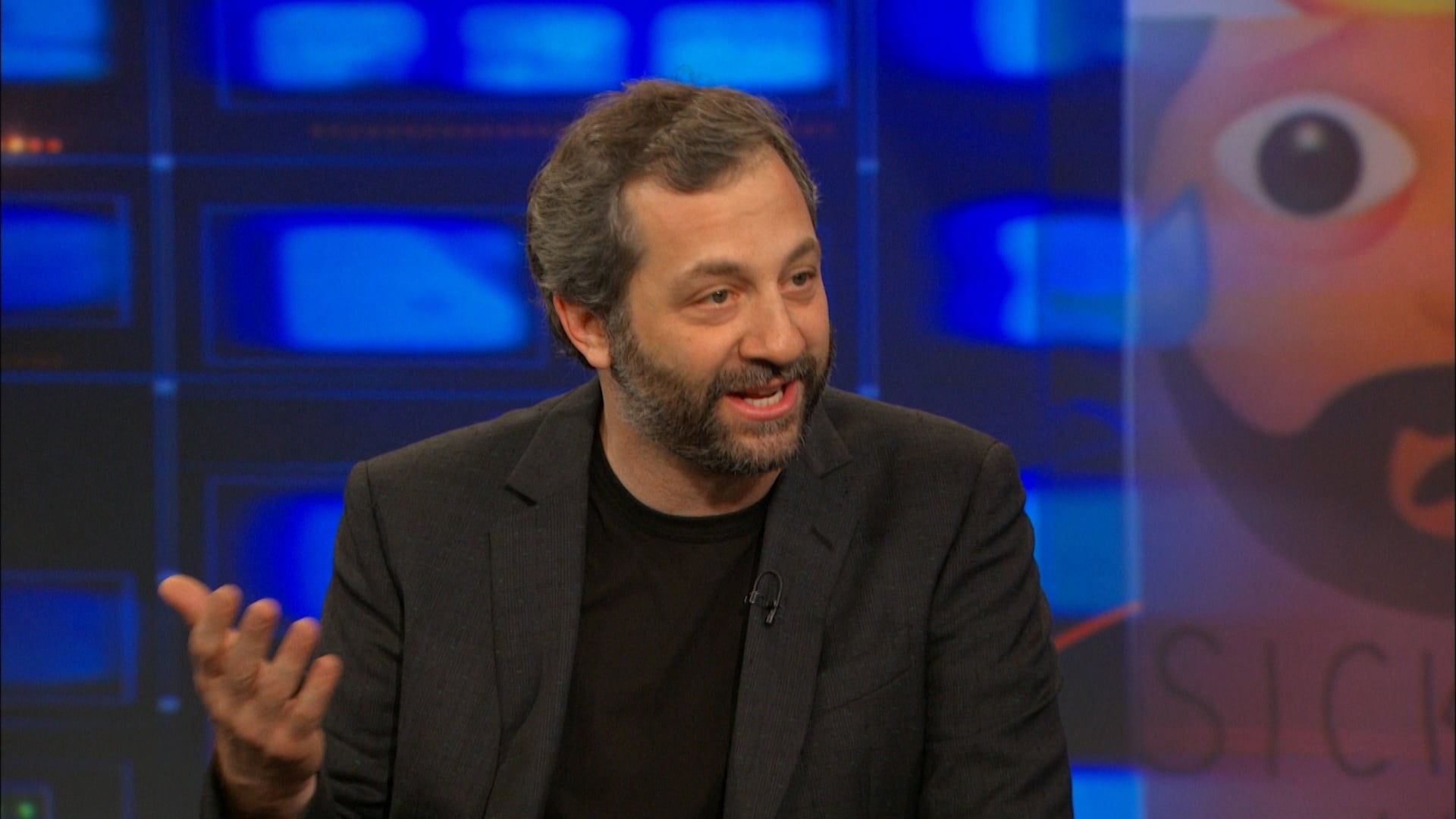 The Daily Show with Trevor Noah - Season 20 Episode 119 : Judd Apatow (1970)
