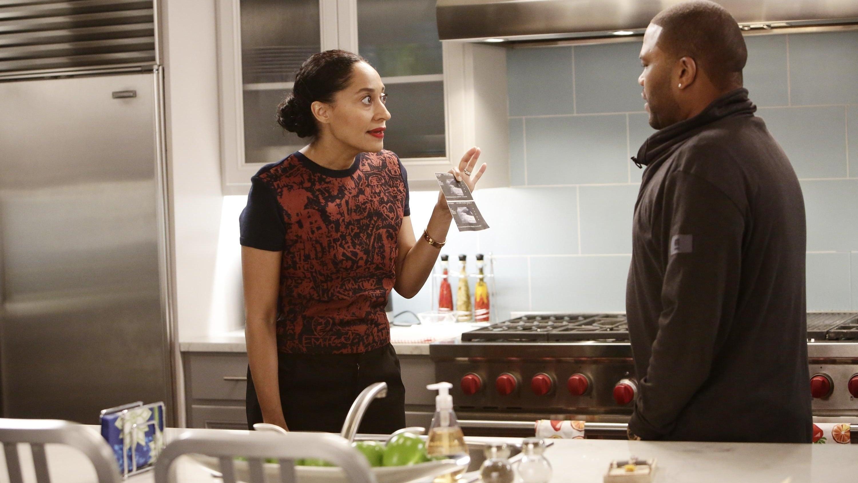 black-ish Season 1 :Episode 18  Sex, Lies and Vasectomies