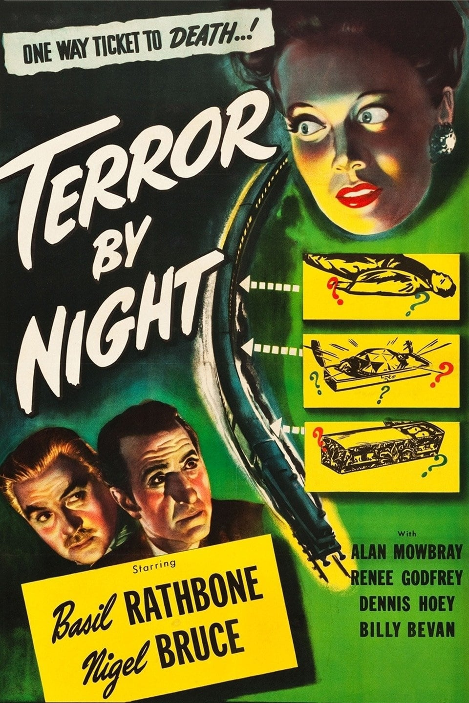 Terror by Night on FREECABLE TV