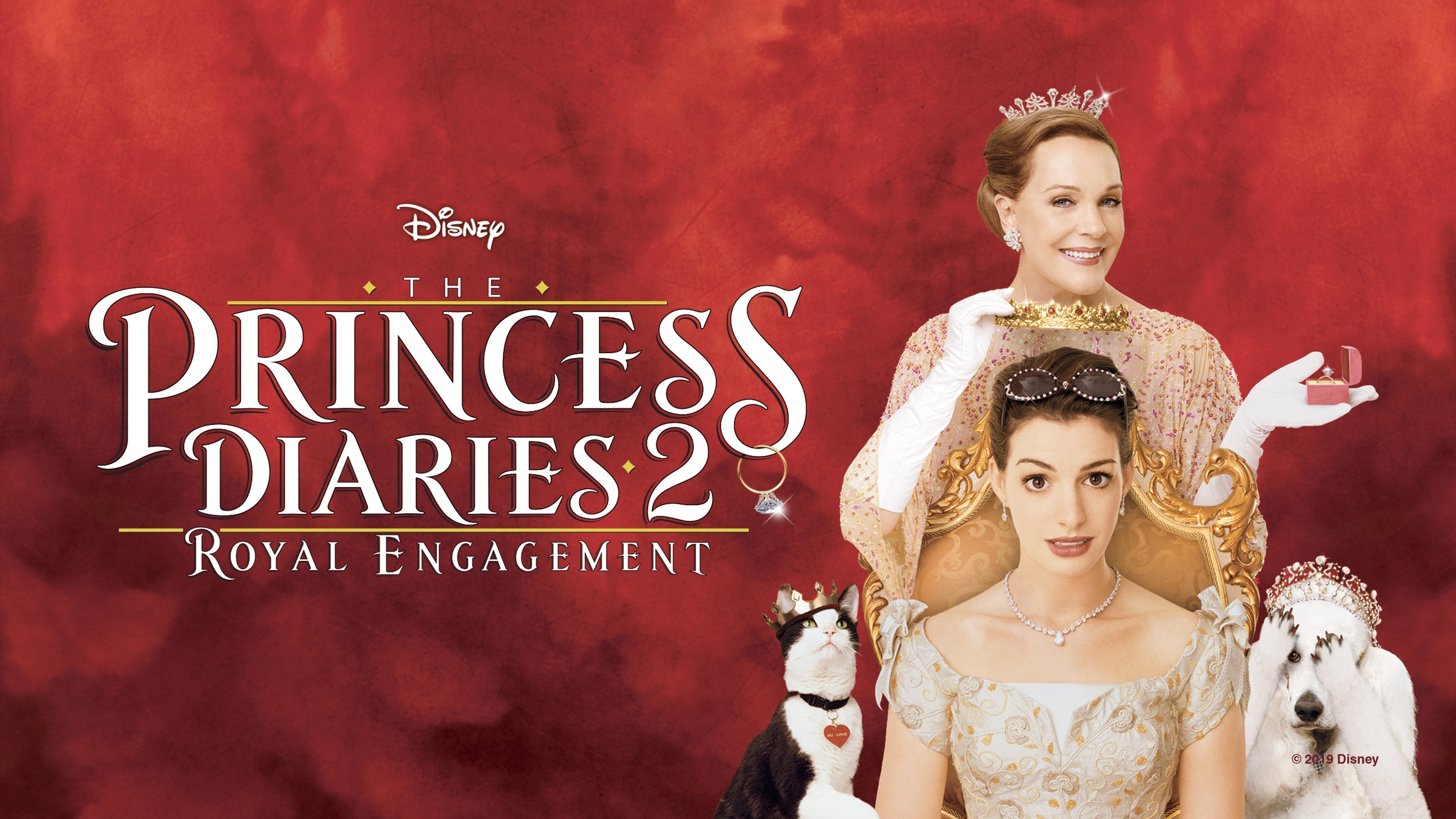 The Princess Diaries 2: Royal Engagement Trailer