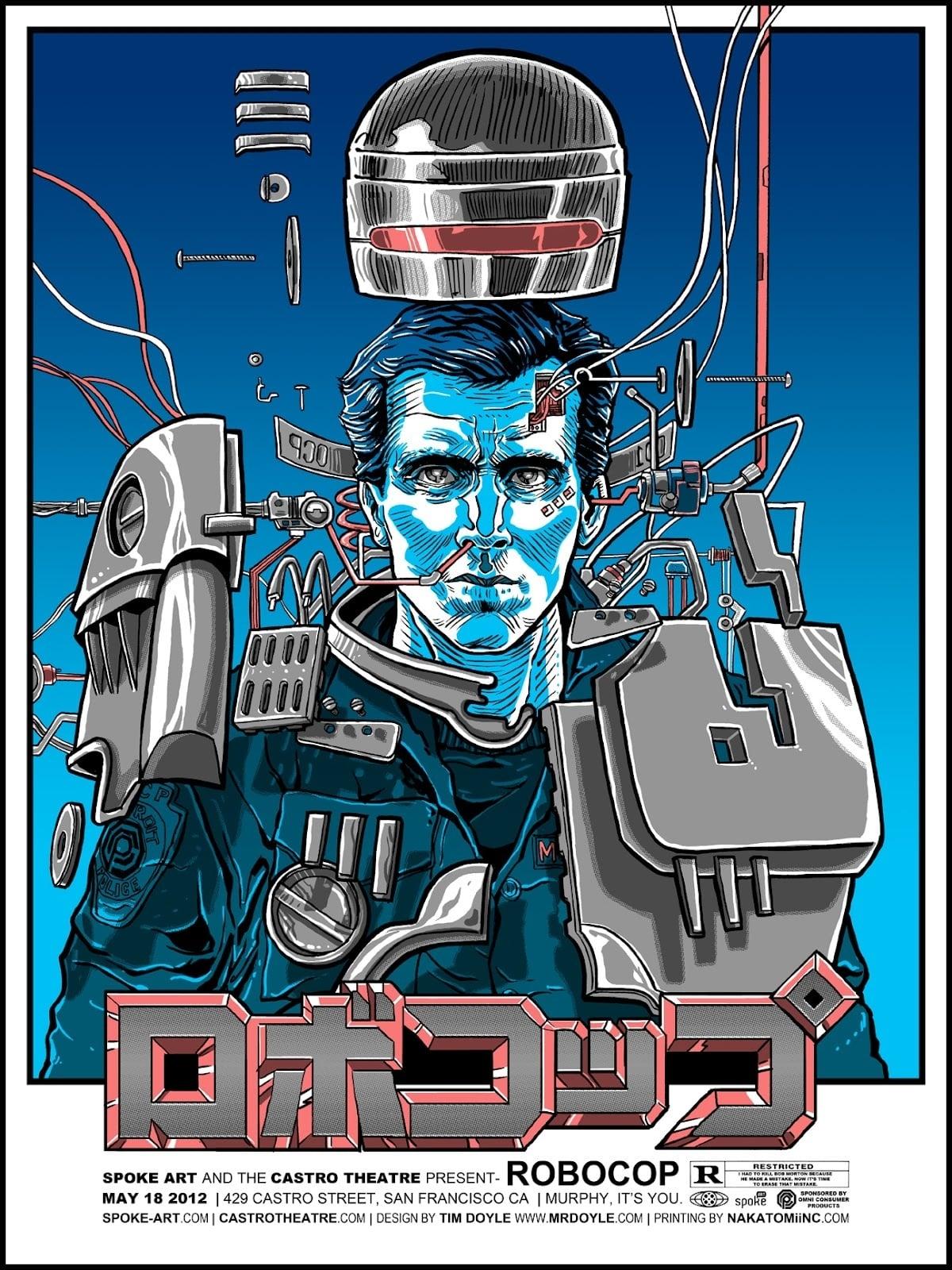 Robocop 1987 Stream