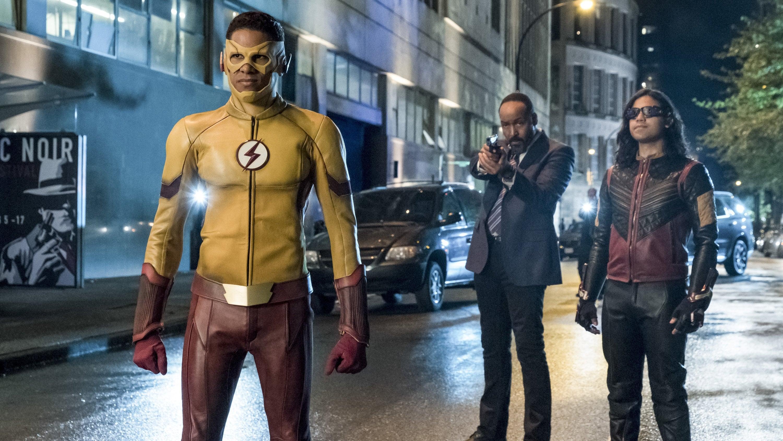 The Flash Reborn
