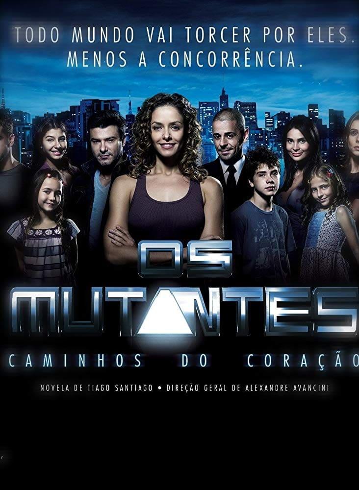 Os Mutantes - Caminhos do Coração (2007)