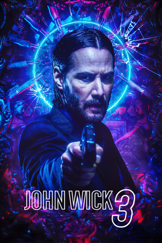 Pelicula John Wick: Capítulo 3 - Parabellum (2019) HD 1080P LATINO/INGLES Online imagen