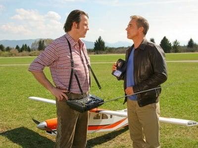 Die Rosenheim-Cops Season 13 :Episode 21  Der Tod kommt im Flug
