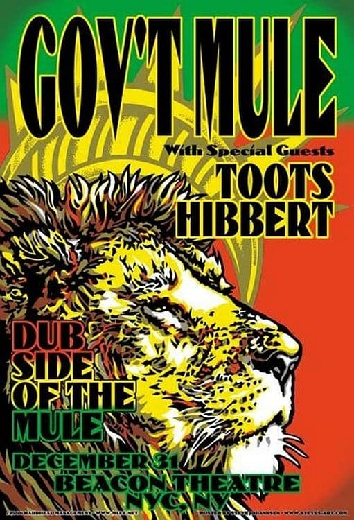 Gov't Mule: Dub Side of the Mule (2015)