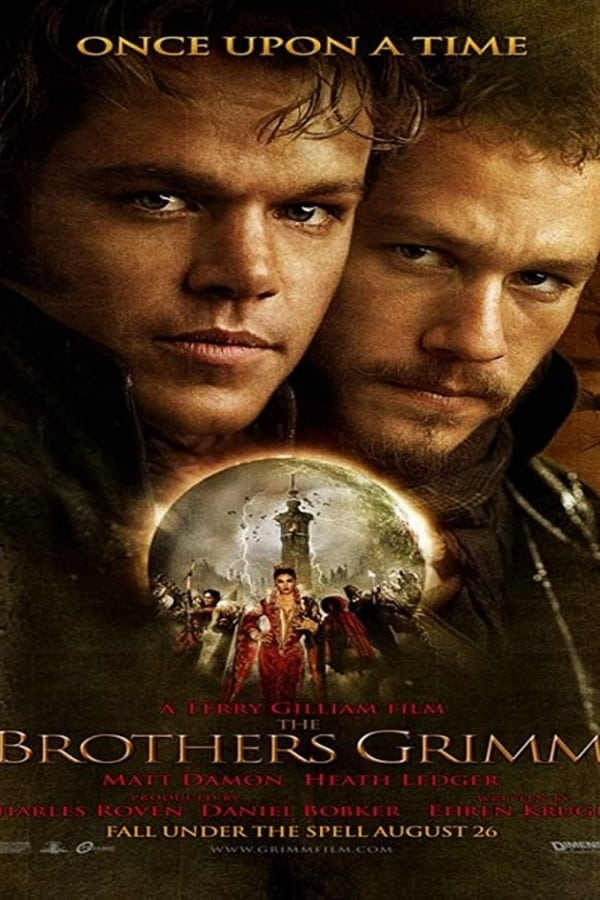 The Brothers Grimm: Bringing the Fairytale to Life (2005)