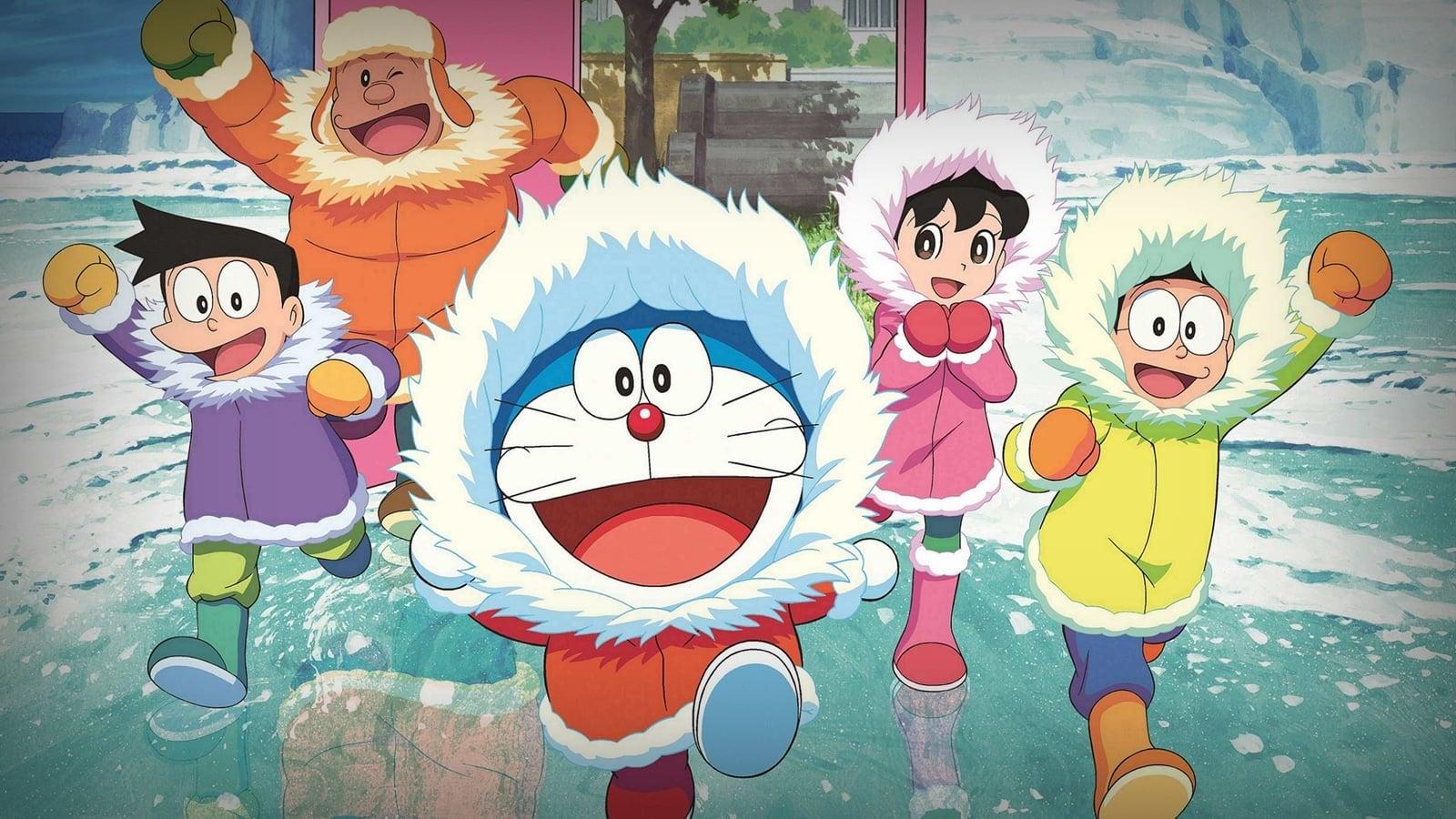 Download Film Doraemon Great Adventure Antarctic Kachi Kochi 2017 Lk21
