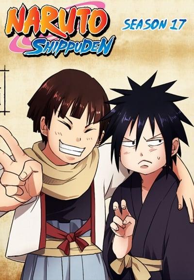 Naruto Shippūden Season 17