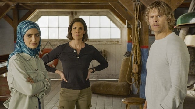 NCIS: Los Angeles Season 11 :Episode 21  Murder of Crows