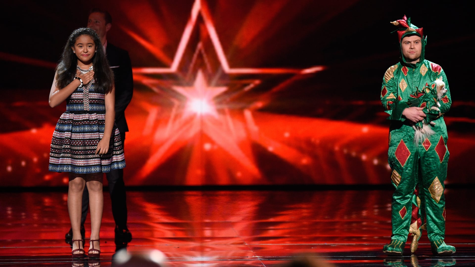 America's Got Talent Season 10 :Episode 24  Live Semifinals Results Week 2