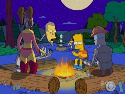 The Simpsons Season 17 :Episode 4  Treehouse of Horror XVI