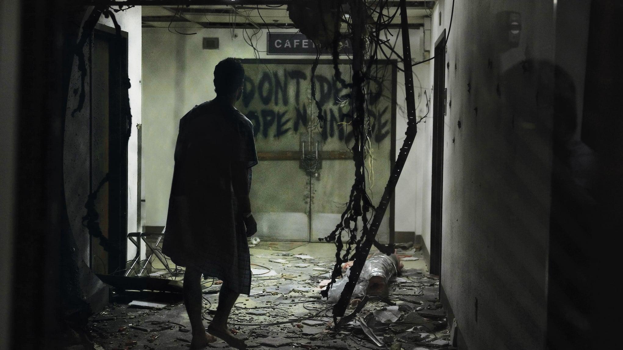 The Walking Dead Season 1 :Episode 1  Gute alte Zeit