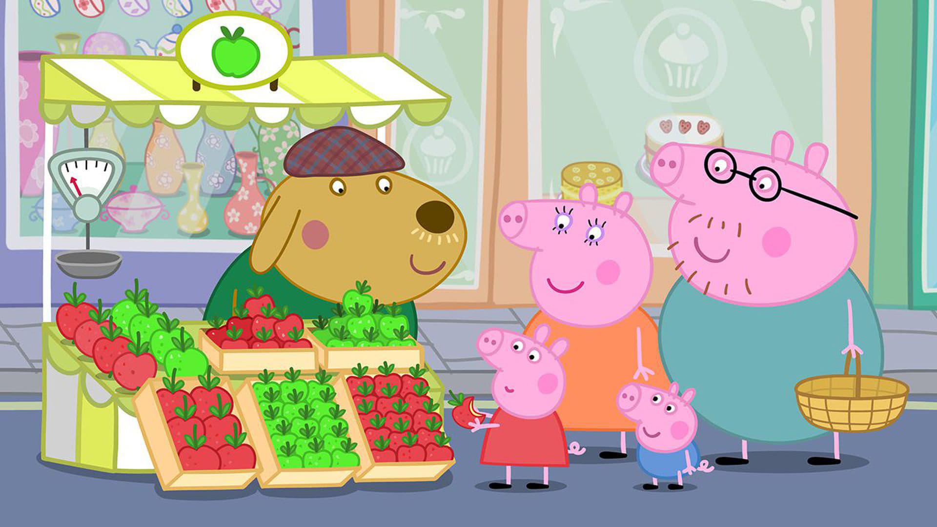 Peppa Pig Season 5 :Episode 31  The Market