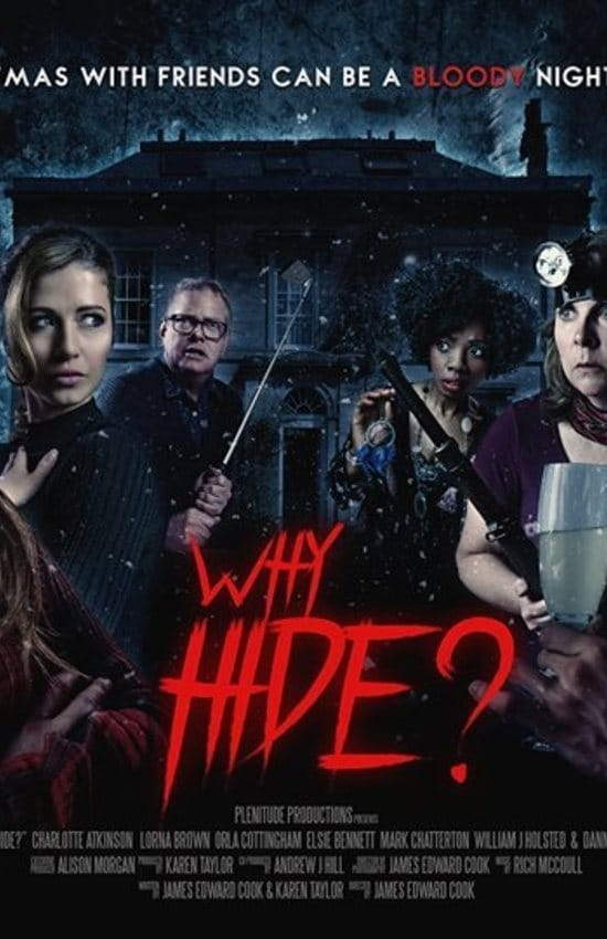 Ver Why Hide? Online HD Español (2017)