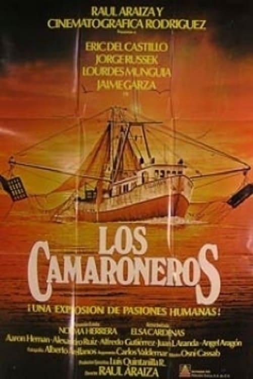 Ver Los camaroneros Online HD Español (1988)
