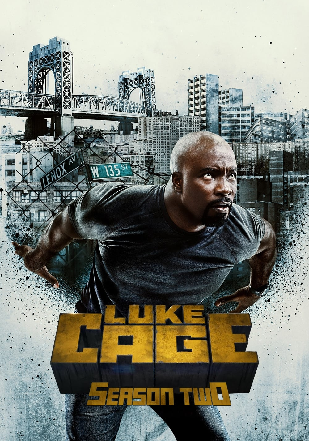 Marvel's Luke Cage Season 2 Complete