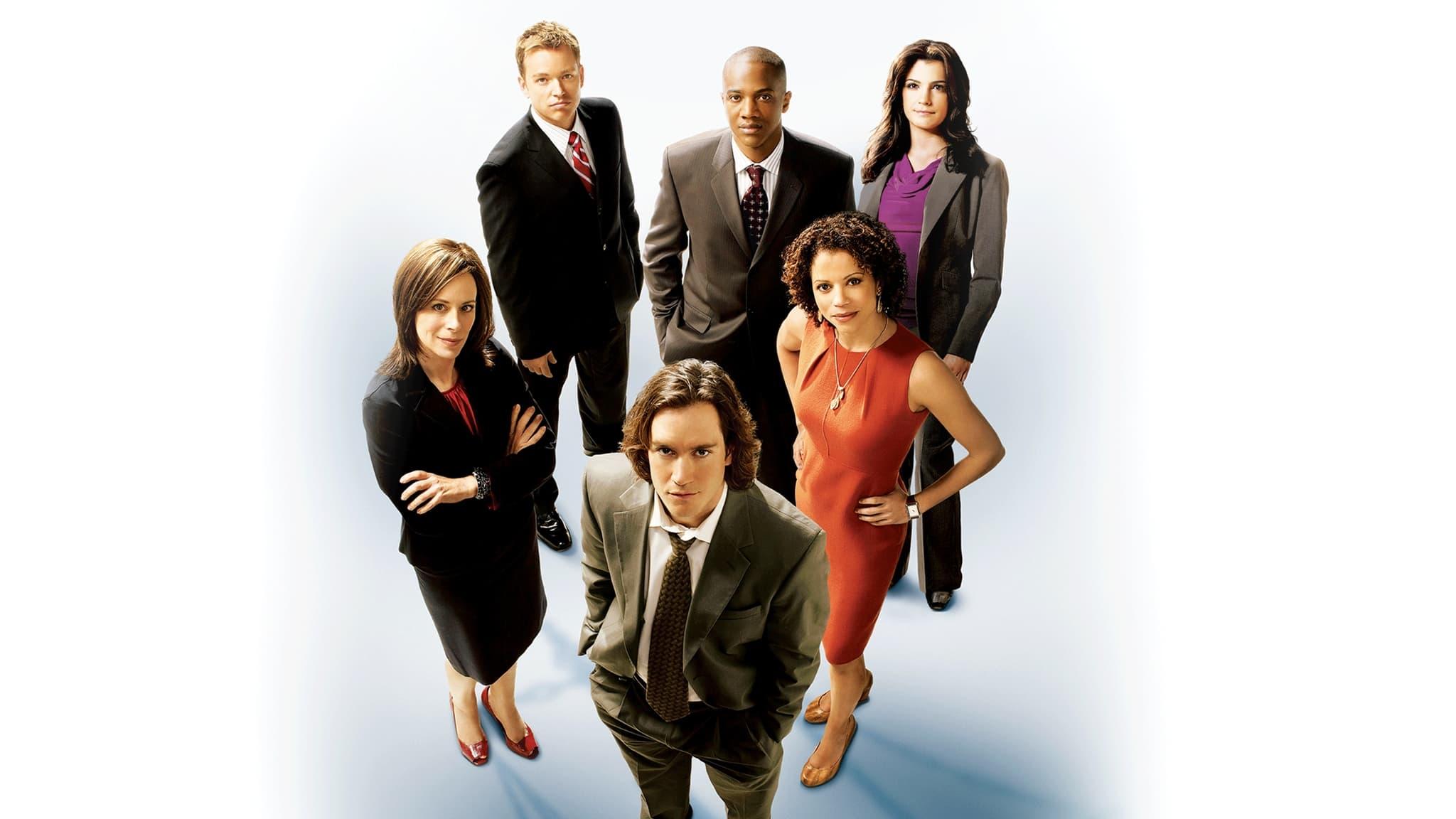 TNT stopt met de serie Raising the Bar