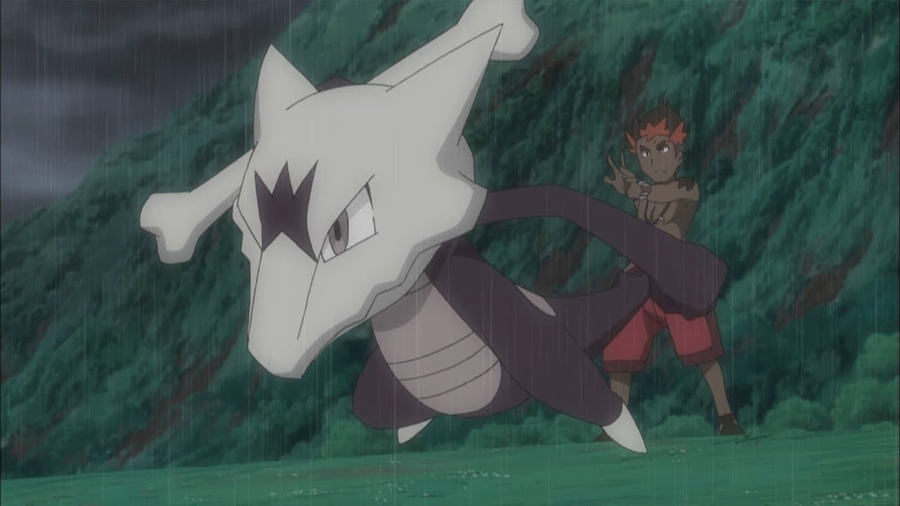 Pokémon Season 21 :Episode 27  The Young Flame Strikes Back!