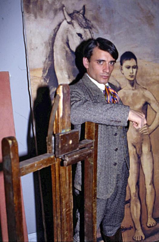 El joven Picasso (1993)