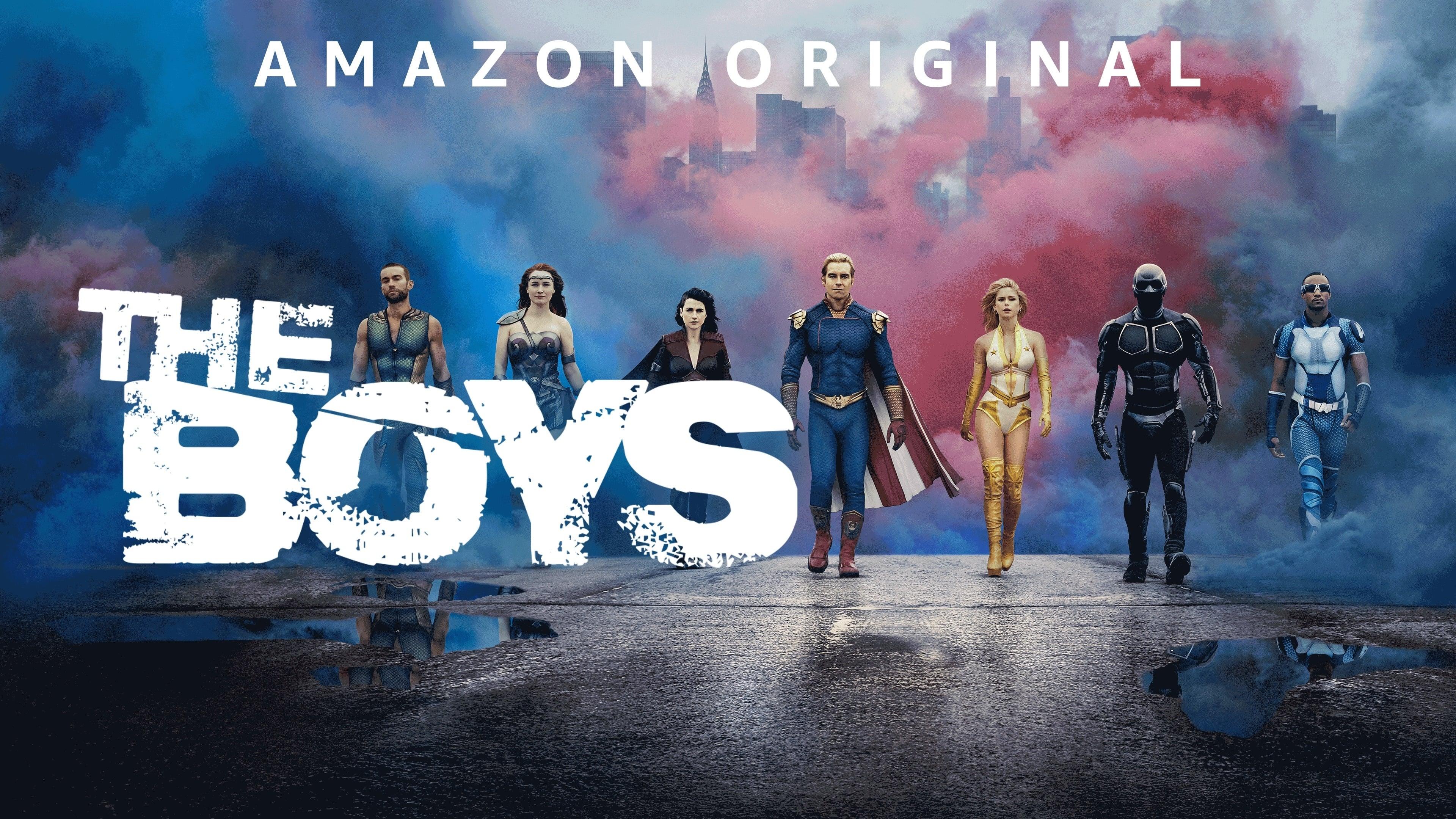 Third season The Boys will have three new superheroes