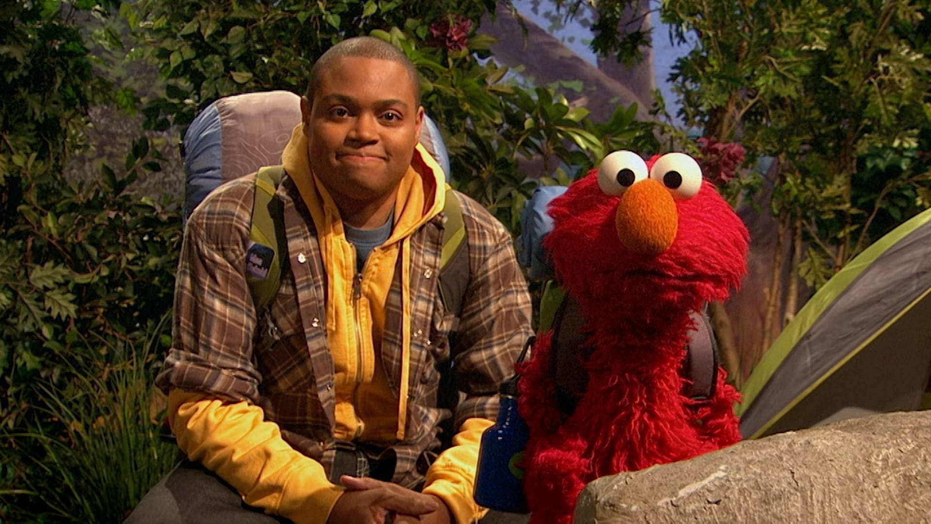 Sesame Street Season 50 :Episode 35  Let's Go Camping