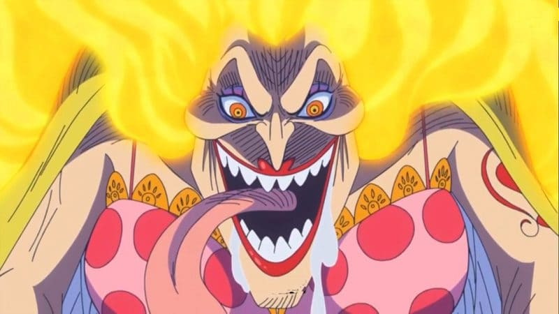 One Piece Season 19 :Episode 874  The Last Hope! The Sun Pirates Emerge!