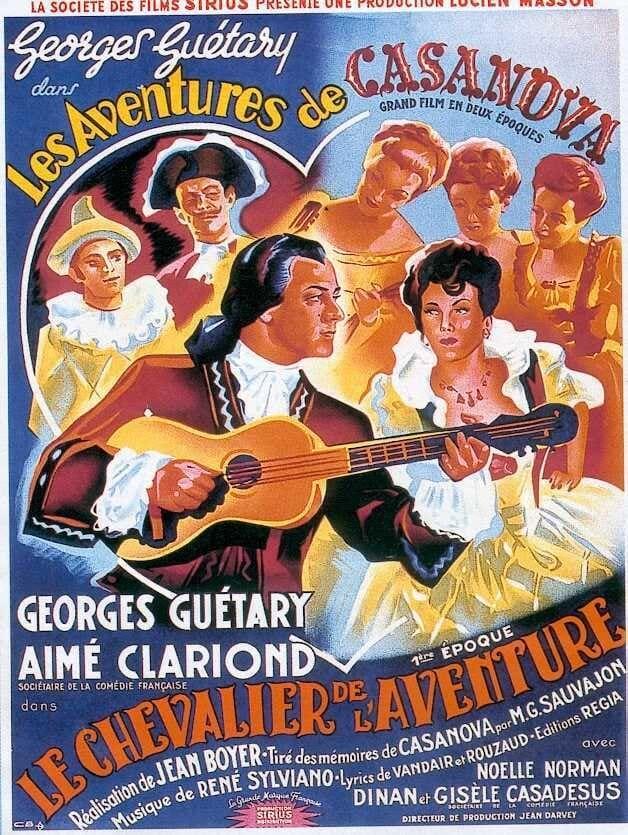 Ver Les aventures de Casanova Online HD Español ()
