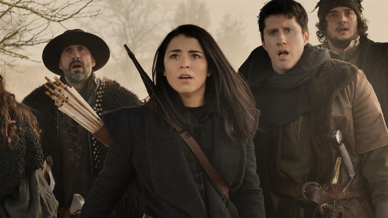 Van Helsing Season 5 :Episode 3  Lumina Intunecata