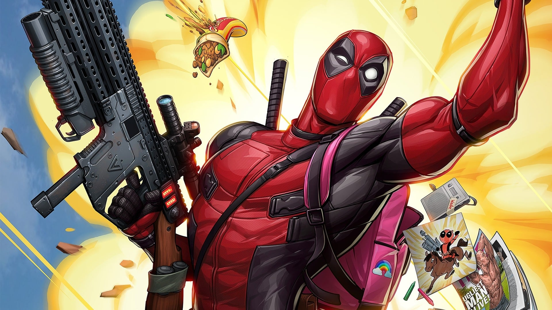 Deadpool 2 Stream Kinox