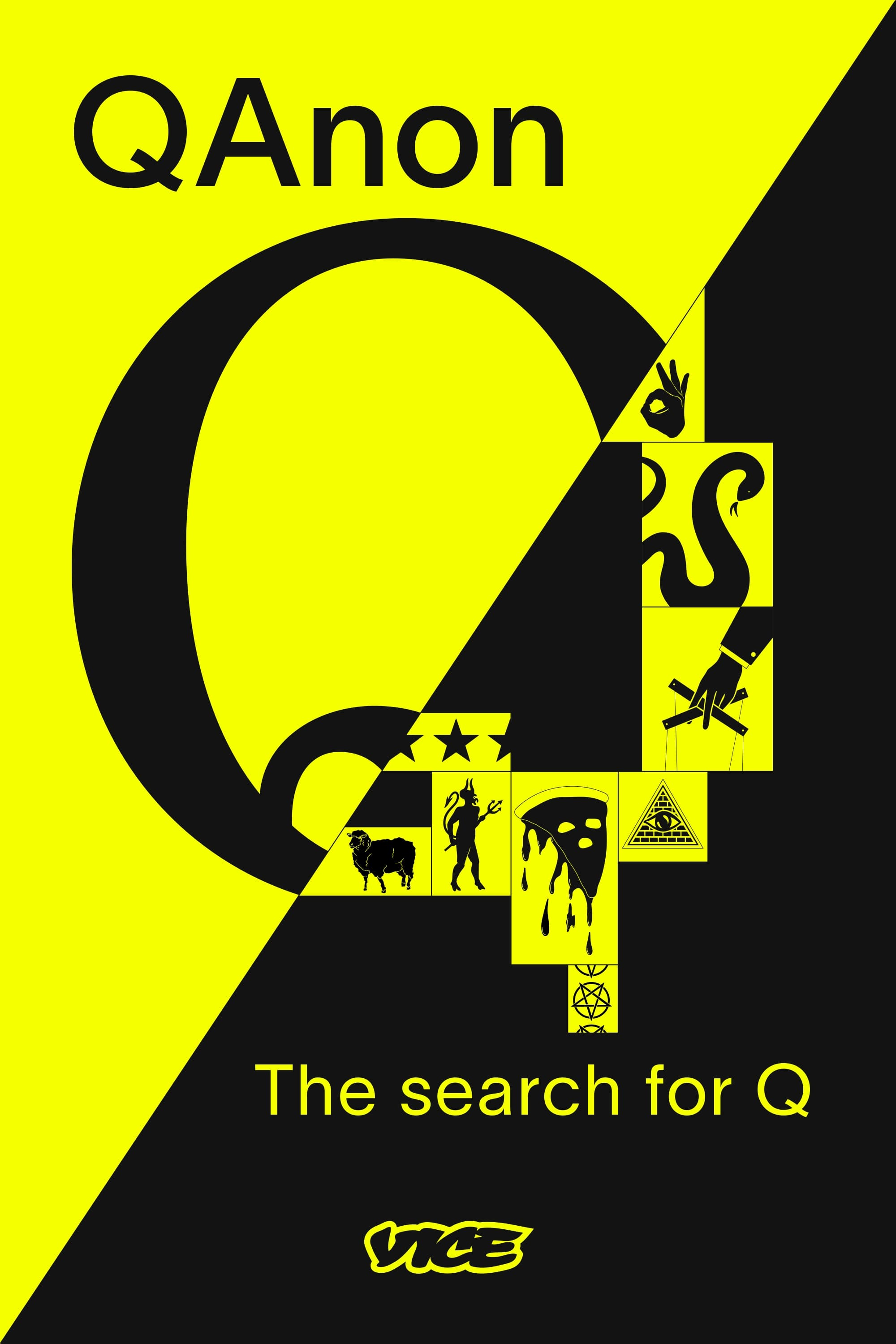 QAnon: The Search for Q TV Shows About Conspiracy