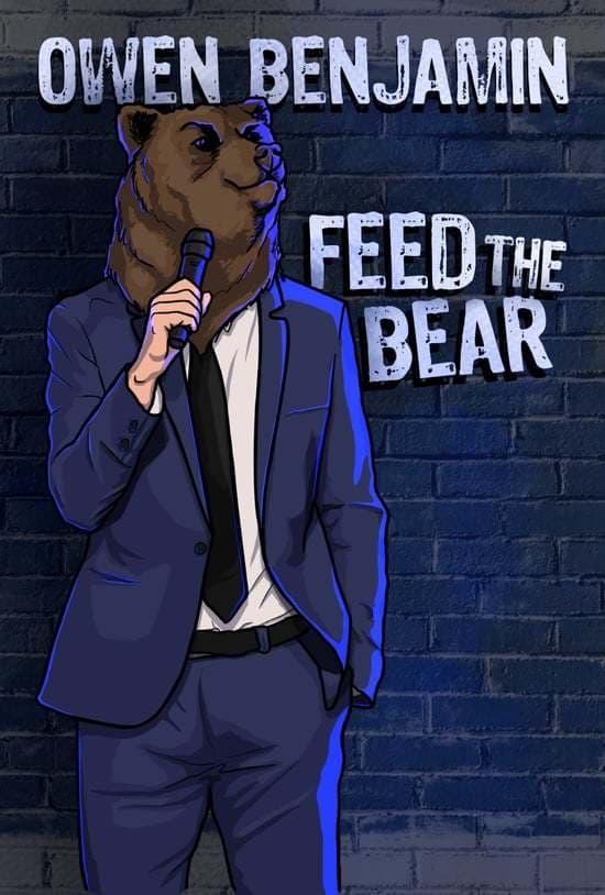 Ver Owen Benjamin: Feed the Bear Online HD Español ()