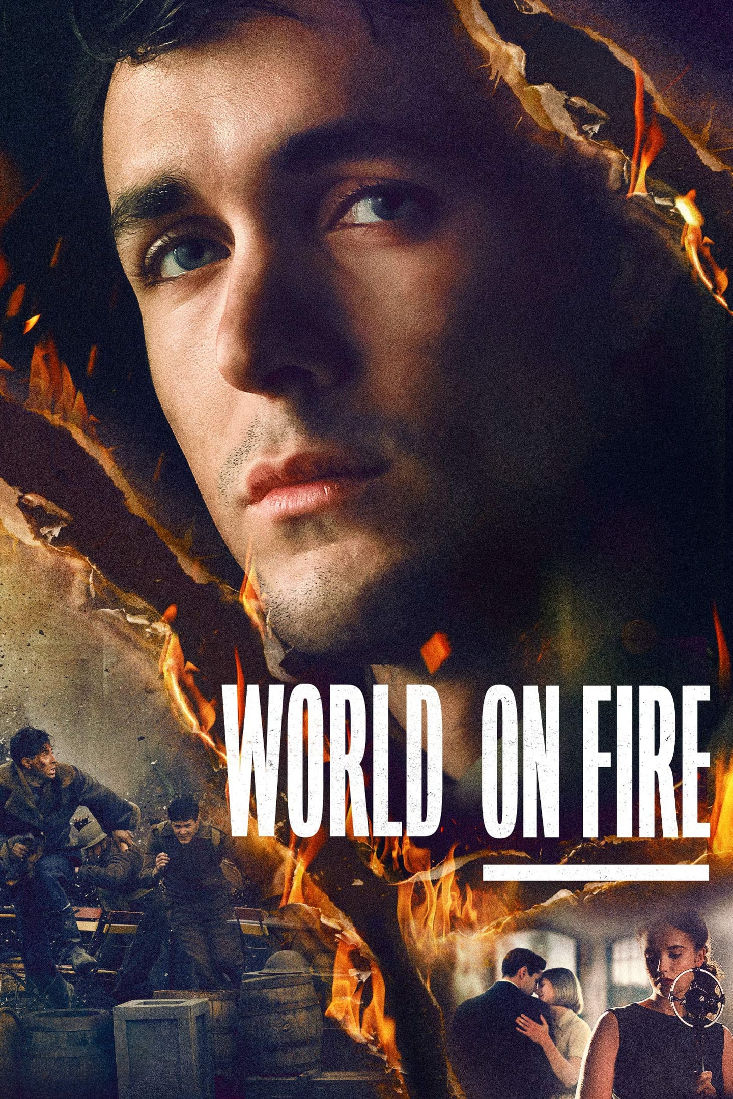 World on Fire Poster
