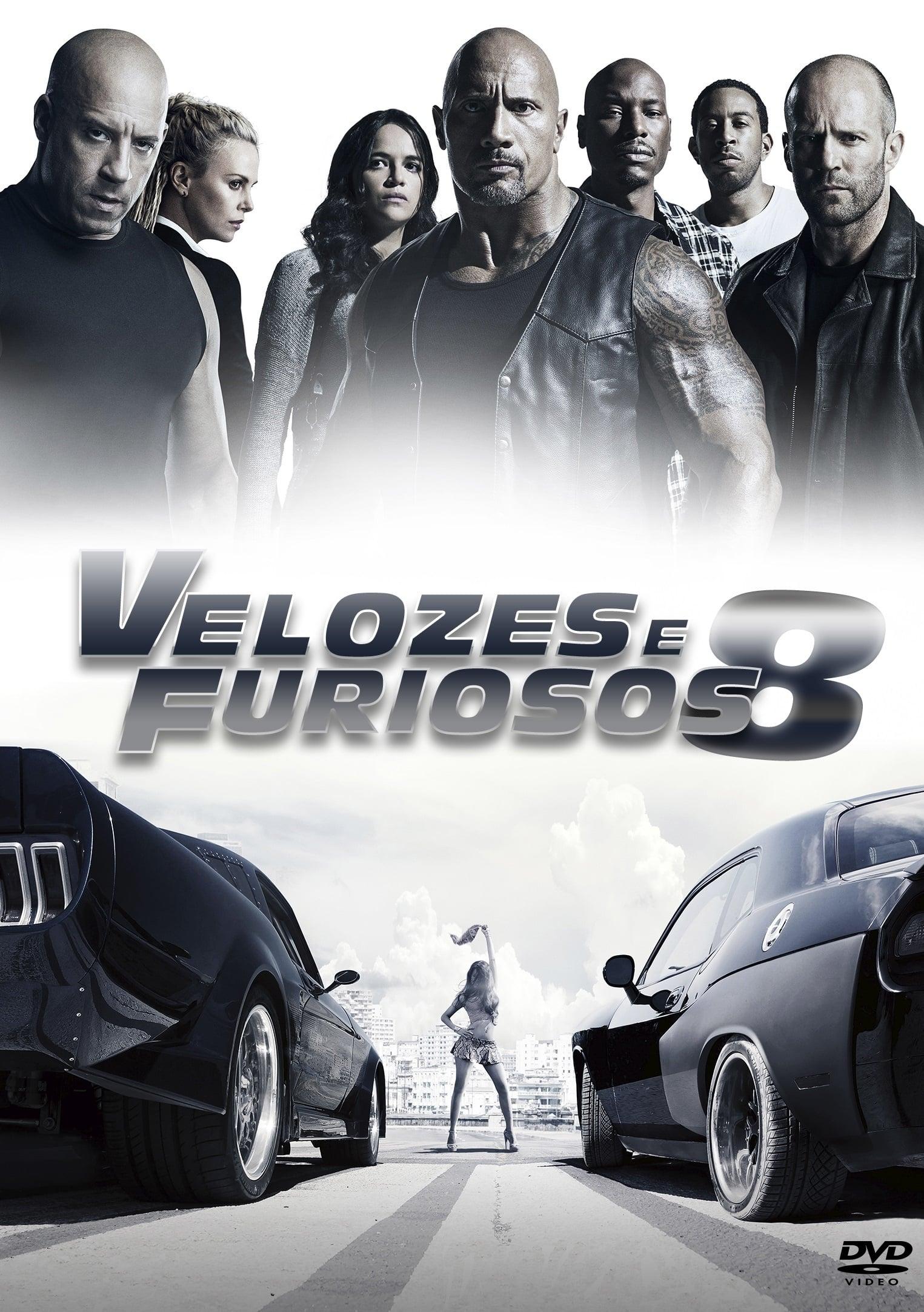 Velozes & Furiosos 8 2017 / BluRay 720p / 1080p / 4K Dublado