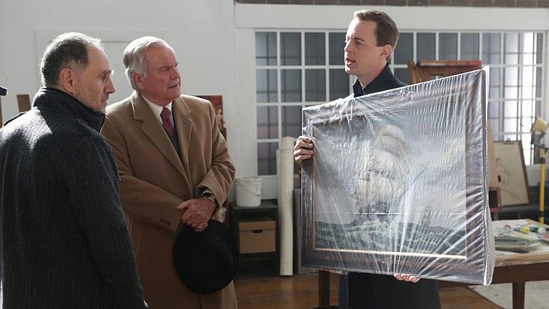 NCIS Season 12 :Episode 17  The Artful Dodger