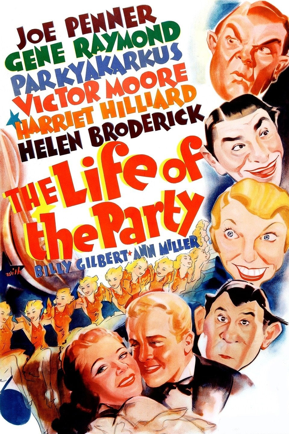 The Life of the Party (1937)
